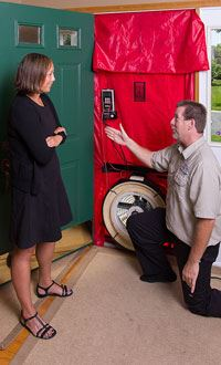 Home Energy Squad Enhanced Visit Consultation