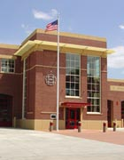Hopkins Fire Station