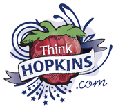Think Hopkins Logo