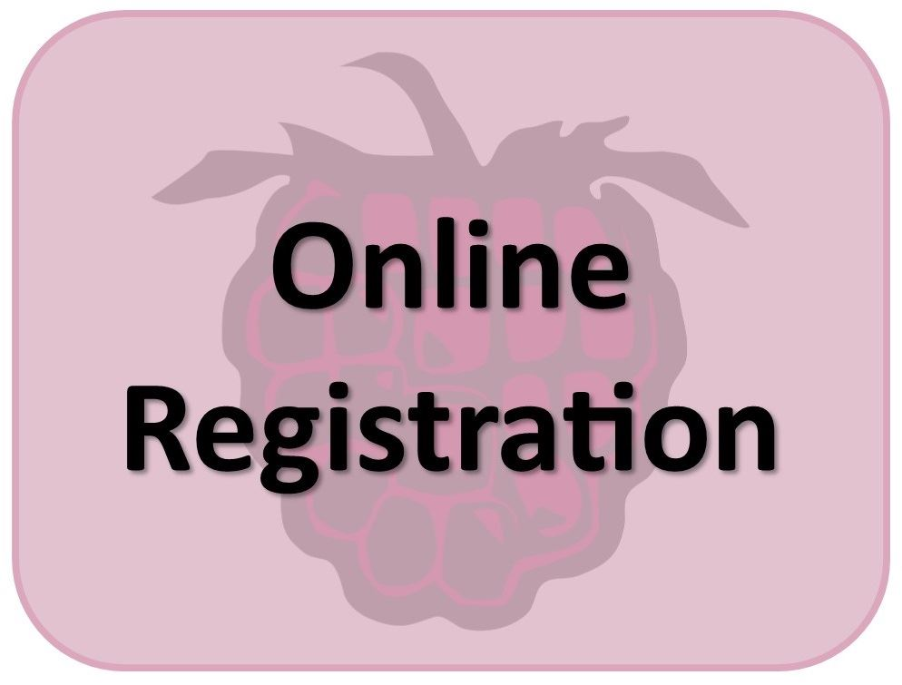 LOGO-Online Registration Raspberry black font Opens in new window